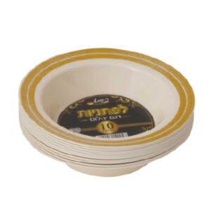 לפתניות יהלום קרם זהב 10 יח' ר.שמאי