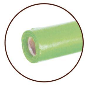 מפה גליל צבעונית ירוק פיסטוק 1.2/30 מטר   ר.שמאי