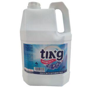 שמפו רצפות טינג 4 ליטר