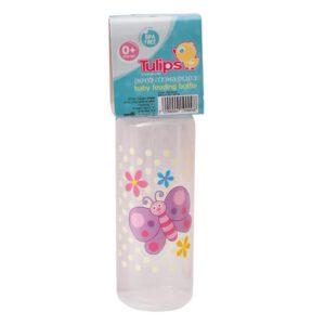 בקבוק גדול לתינוק TULIPS עמיד במיקרוגל