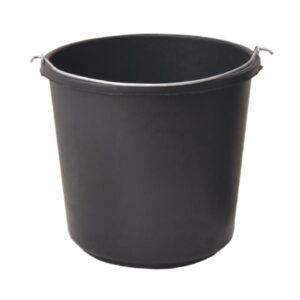 דלי 10 ליטר שחור