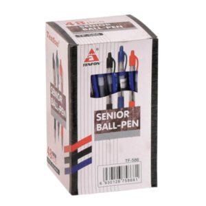 עט כחול לחצן 586 פרינס