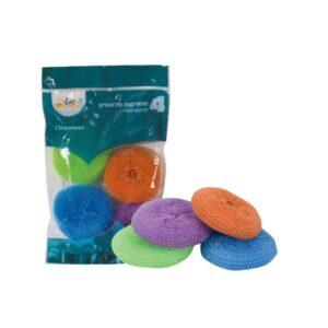 ממרקות (ננס) פלסטיק 4 יח'    ר.שמאי