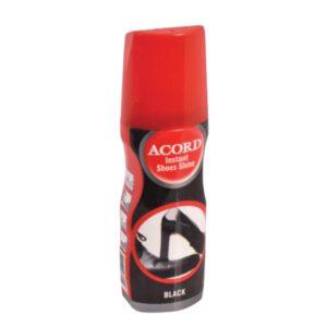 משחת נעליים נוזלית ACORD שחור