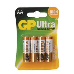 סוללה (1.5V AA (GP אלקליין