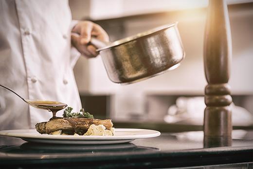 כלי אירוח למטבח מקצועי לשוק המוסדי