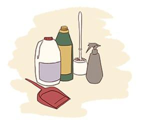 קטגוריית ניקיון הבית ועזרים