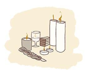 קטגוריית נרות ר.שמאי
